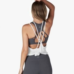 Beyond Yoga Tops - Beyond Yoga Behind Your Cross-Back Strappy Tank
